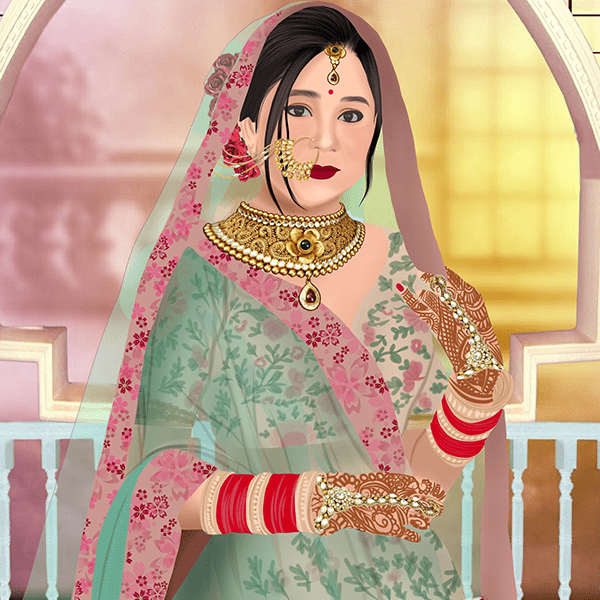 Wedding Portrait Art