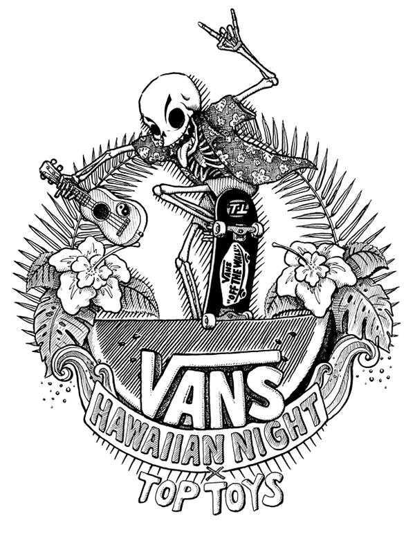 Vans Logo Coloring Pages