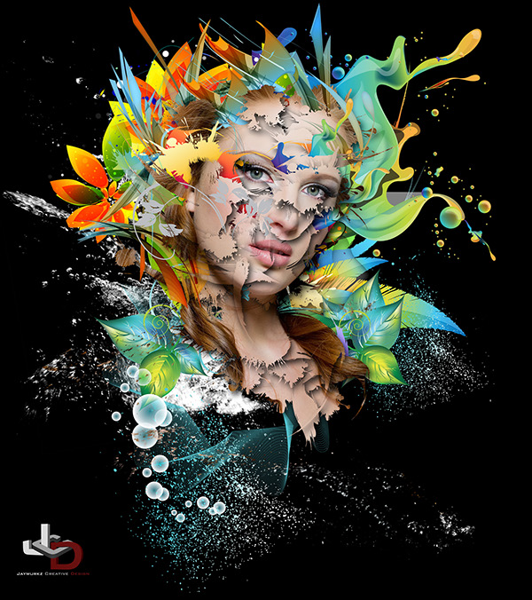 my abstract masterpiece on behance