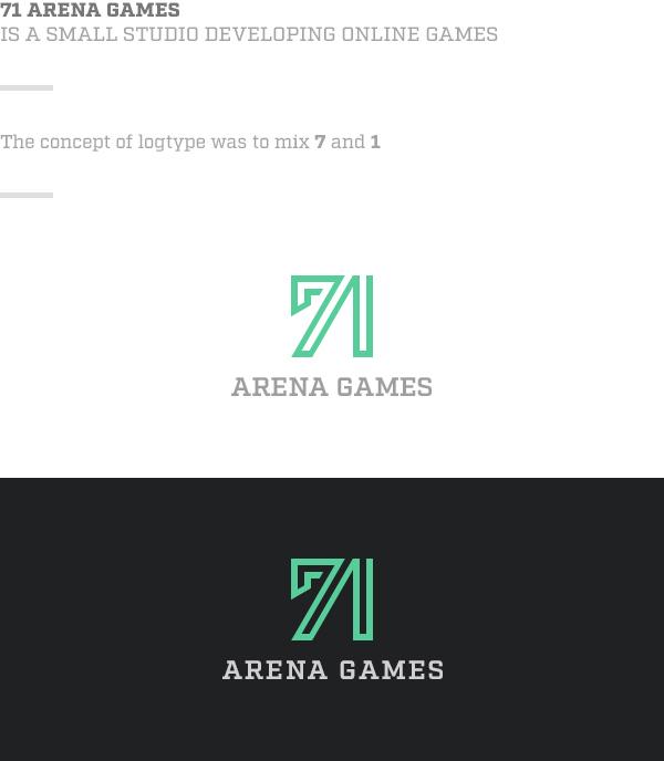Games Games Logo Arena