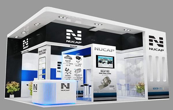 NUCAP Brakes Trade Show china automechanika shanghai