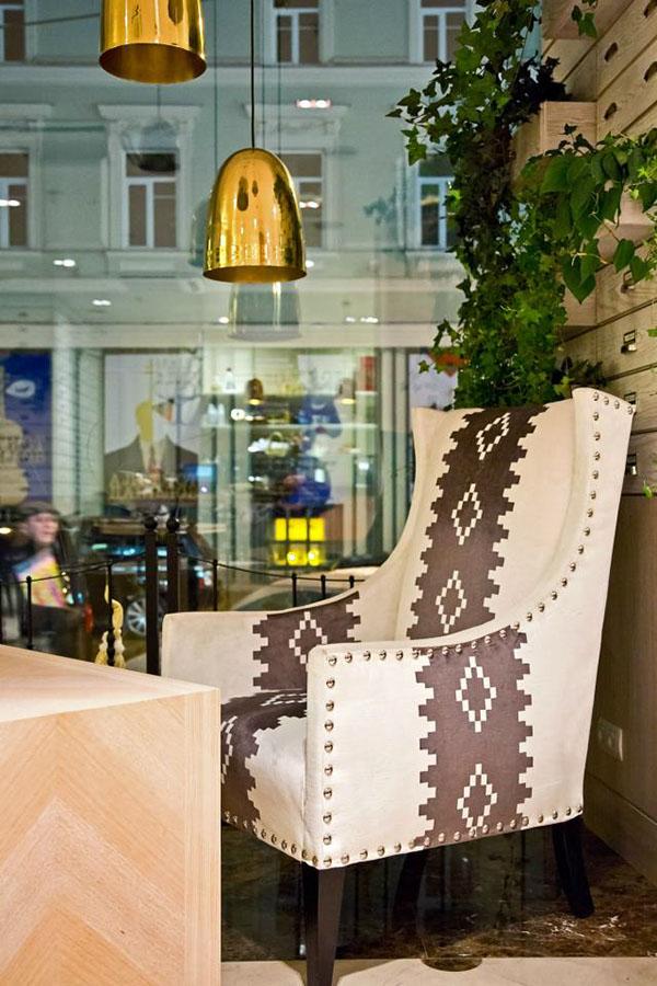 Bistronomia restaurant interior on behance