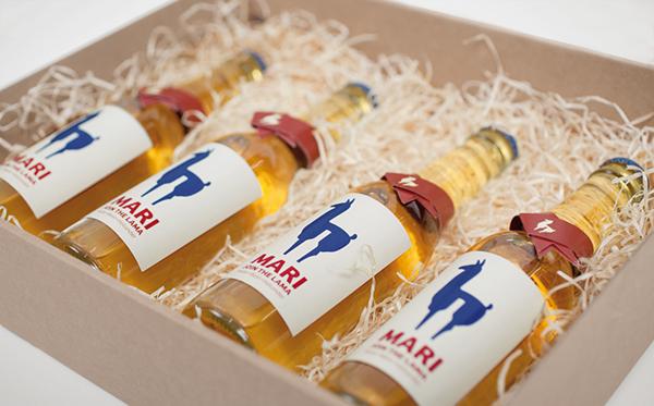 Packaging design inspiration #17 - Mari – JOIN THE LAMA by Katrin Bichler, Kathrin Heimel, Jonas Sebastian Weber, Stanislaw Lewicki