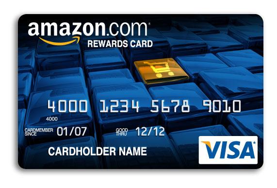 VISA / Amazon - Reward Card Designs on Behance