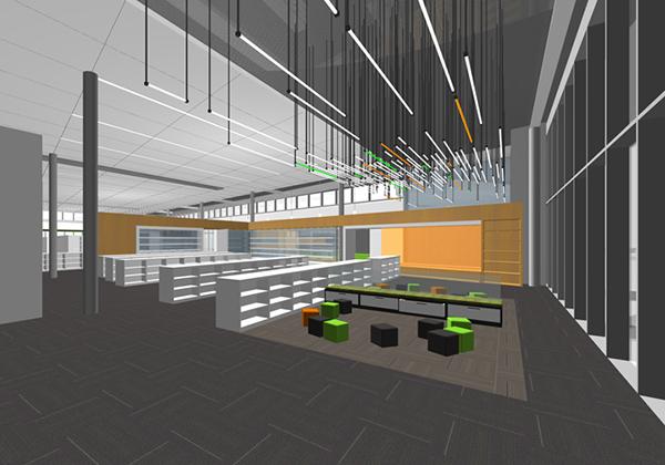 Anacostia Library Study Rooms