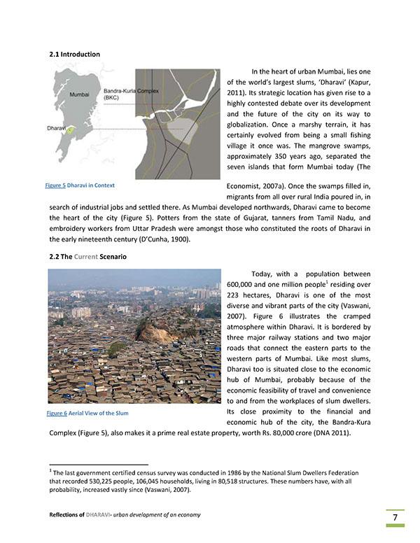 Dharavi: An Urban Case Study Part II on Behance