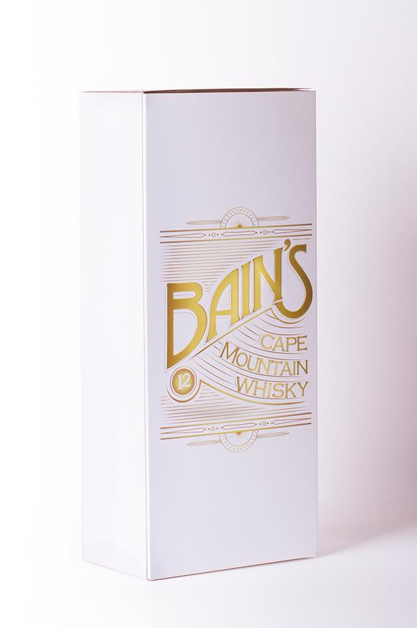 Bain 39 s cape mountain whisky on behance for Bain s cape mountain whisky