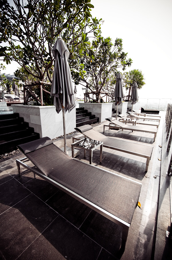 St regis bangkok kenkoon outdoor furniture on behance for Outdoor furniture thailand bangkok