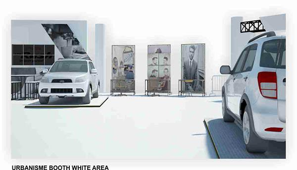 toyota Exhibition  Event