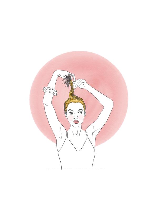 'Fashion Icon' Illustrations