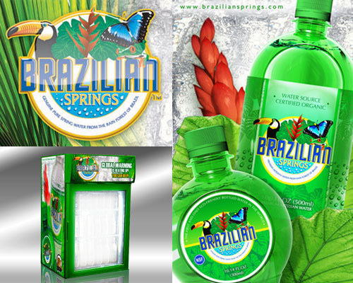 Bottled Water Industry In Brazil - The Brazil Business
