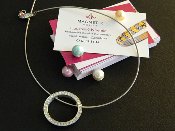 Magnetix wellness Webdesign integration front-end