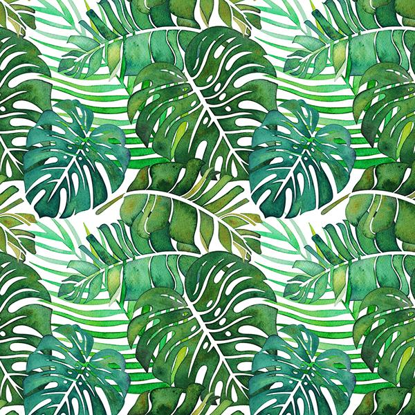 Tropic Pattern On Behance