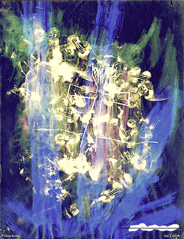 Abstract Expressionism art color color images intense color modern art Tim J. Myers unusual art visionary art visual art