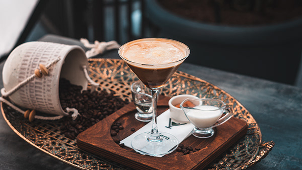 Coffee & Milkshake