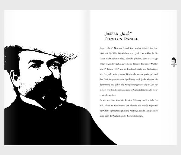 The Jack Daniel On Behance