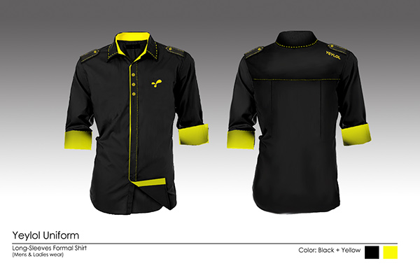 674cebb9 Corporate Uniform Design on Behance