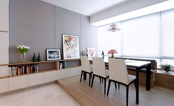 Dining Room Useless Of 5 Ingenious Ways To Use A Bay Window Home Decor Singapore