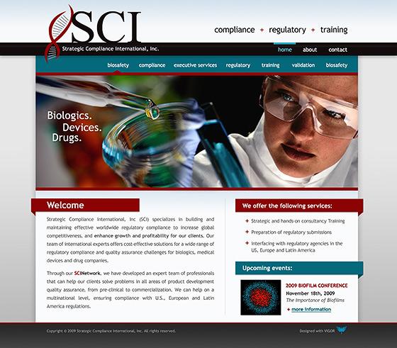 Website Web Custom Illustration Photo Manipulation  HTML css Flash