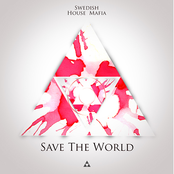 Swedish house mafia save the world album cover design on for House music cover