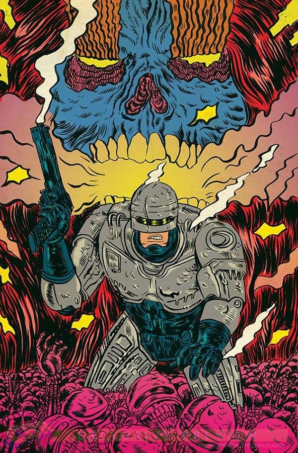 robocop comics boom!studios cover