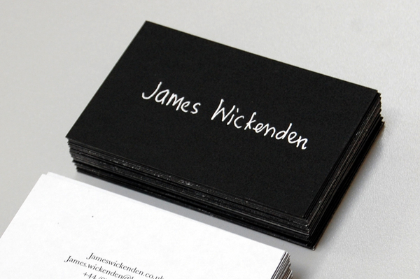 James wickenden business card on behance colourmoves