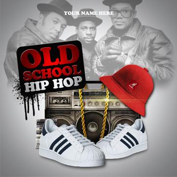 Old school hip hop rnb psd mixtapepsdcom on behance for Hip hop psd
