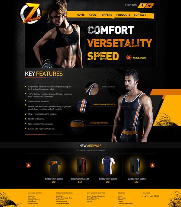 gym training sports Sportswear