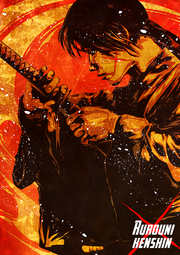 Rurouni Kenshin by Christian Dalida