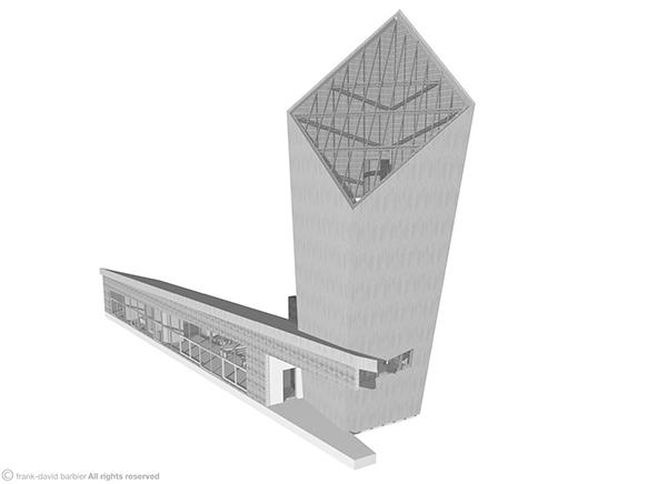 3D Modelling visualization digital images rendering