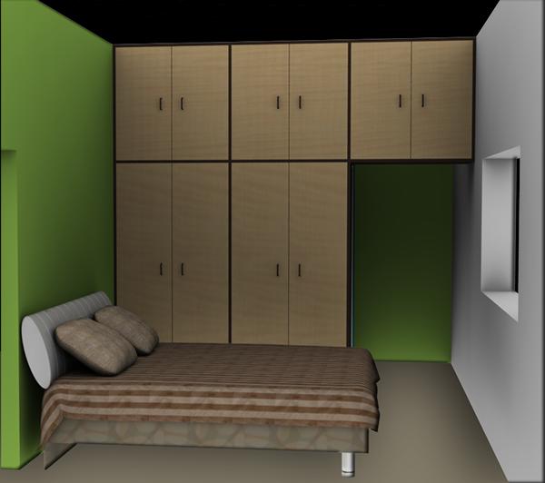 Redesigning Chawl Interior Design On Behance