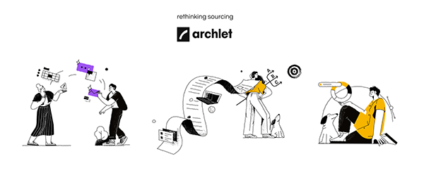 Archlet Advanced sourcing