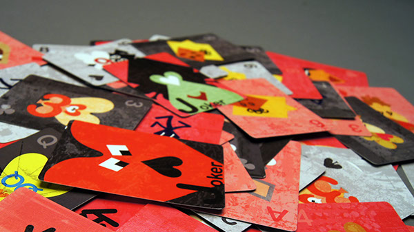 looney tunes deck of cards