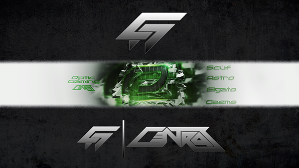 Optic Gaming Channel Art on Behance
