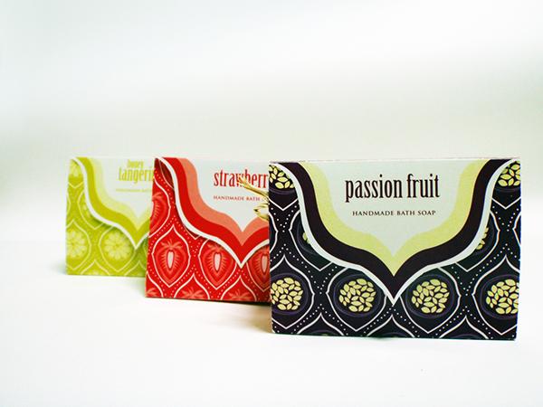 Soap Packaging Design On Behance