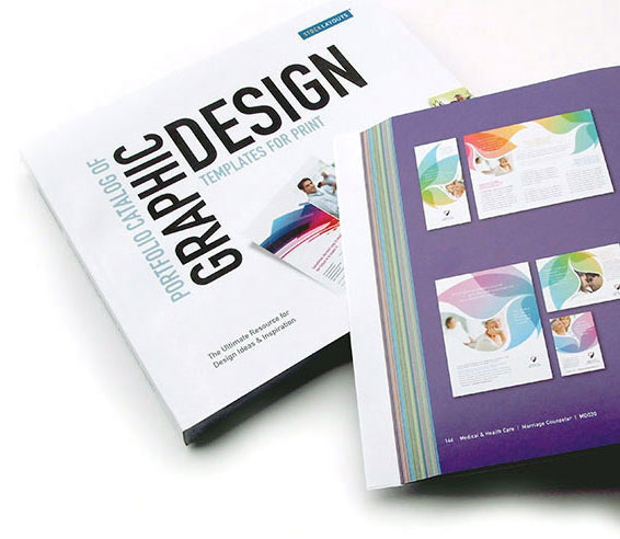Graphic Design Portfolio Ideas How To Design Your Print Portfolio