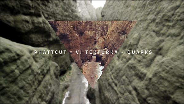 video clip phattcut Tekturka góry stołowe strzeliniec new beat electronic music VJ poland