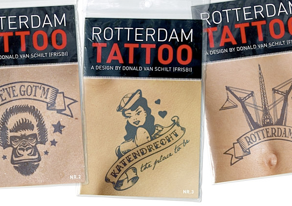 Rotterdam Tattoo On Behance