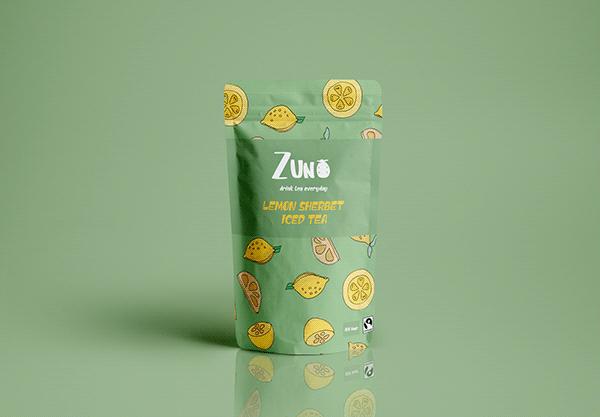 Zuno Brand Identity