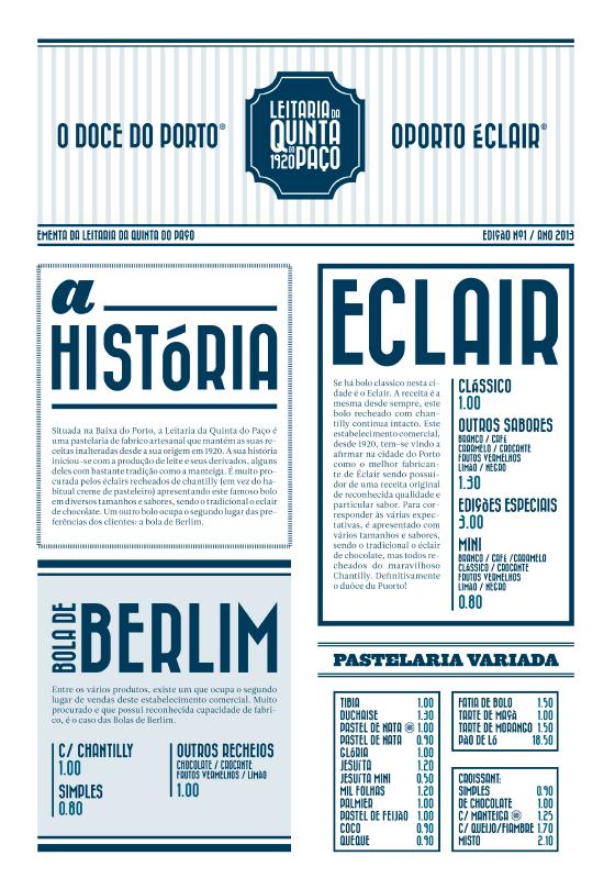 editorial history Eclair