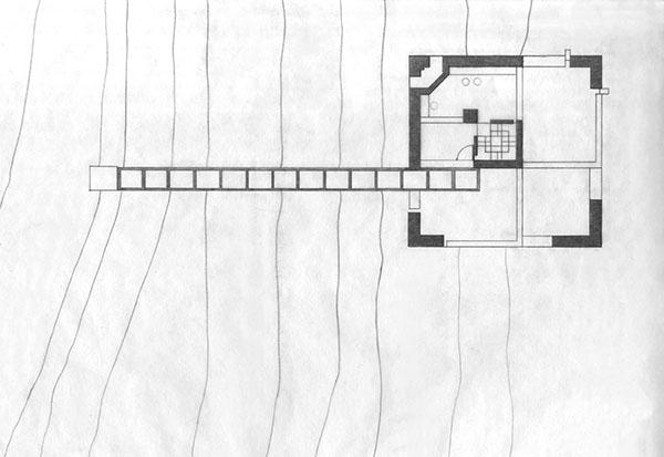 precedent project  u2013 residence in riva san vitale on mica