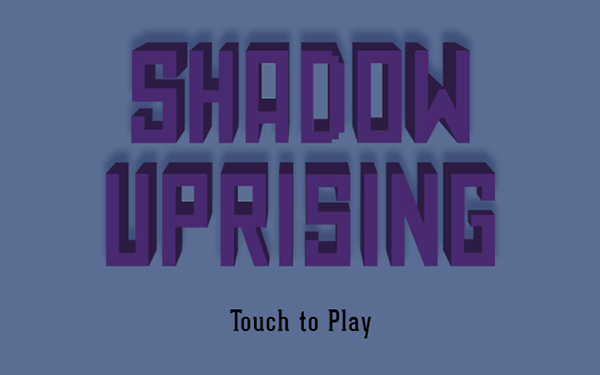 game arts Flash Game android game digital games 2d game runner game shadow uprising