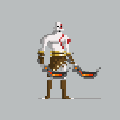 Pixel Video Game Characters For Kotaku On Behance