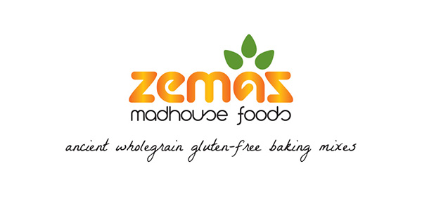 Zemas Baking Mix Packaging & Apparel Design on Behance