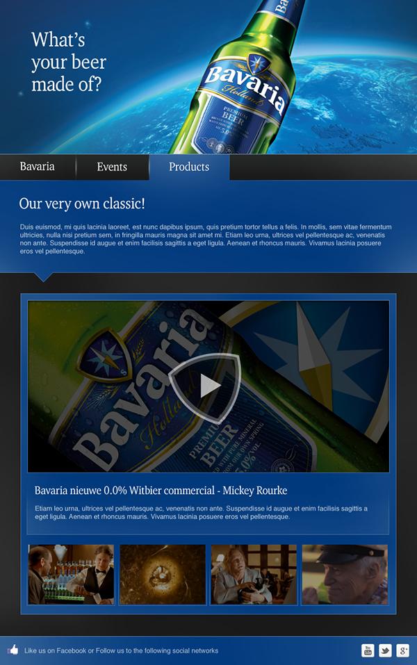 Bavaria  beer Tirana  albania  tab  app