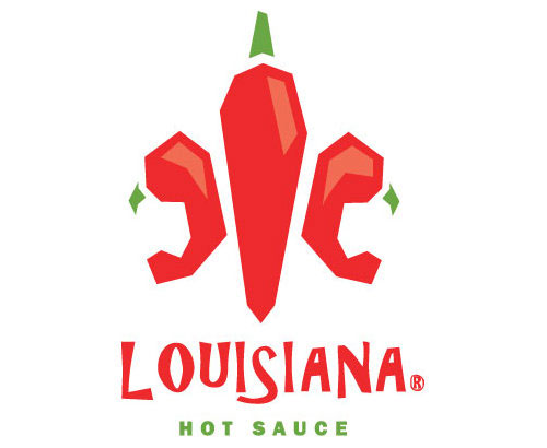 Sauce Logo Louisiana Hot Sauce Logo And