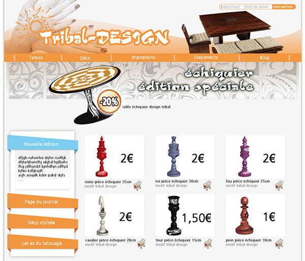 digital school works design logo retouche photo pictures