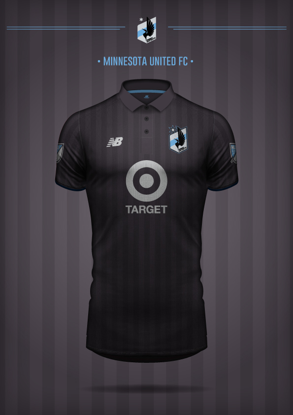 New Balance Minnesota United FC Concept Kit