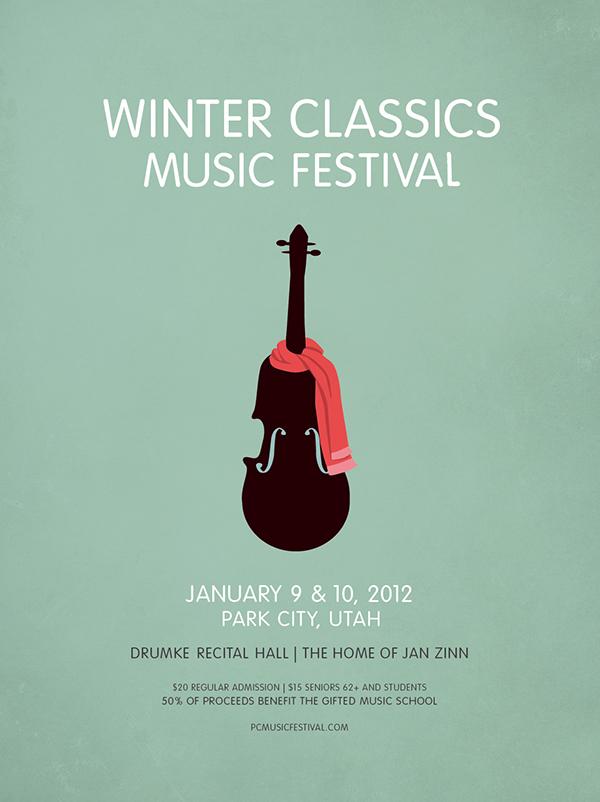 Music Festival Posters On Behance