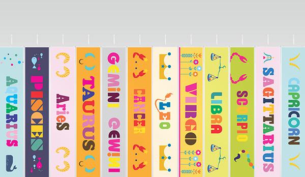 Jonathan Adler - Zodiac Message Boards on Behance